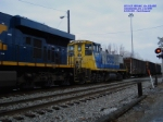 CSX 1177    MP15AC     12  Jan  2008
